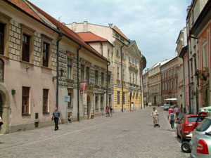 accommodation in cracow