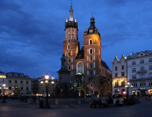 POlish churches and religion